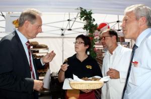 Besuch beim 20. Stuttgarter Brotmarkt