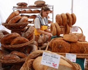Brote in Hülle und Fülle