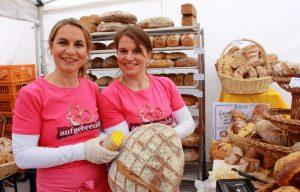 Brote vom Brezelbäck