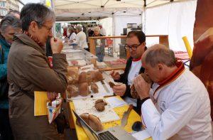 Wie professionell Brot geprüft wird